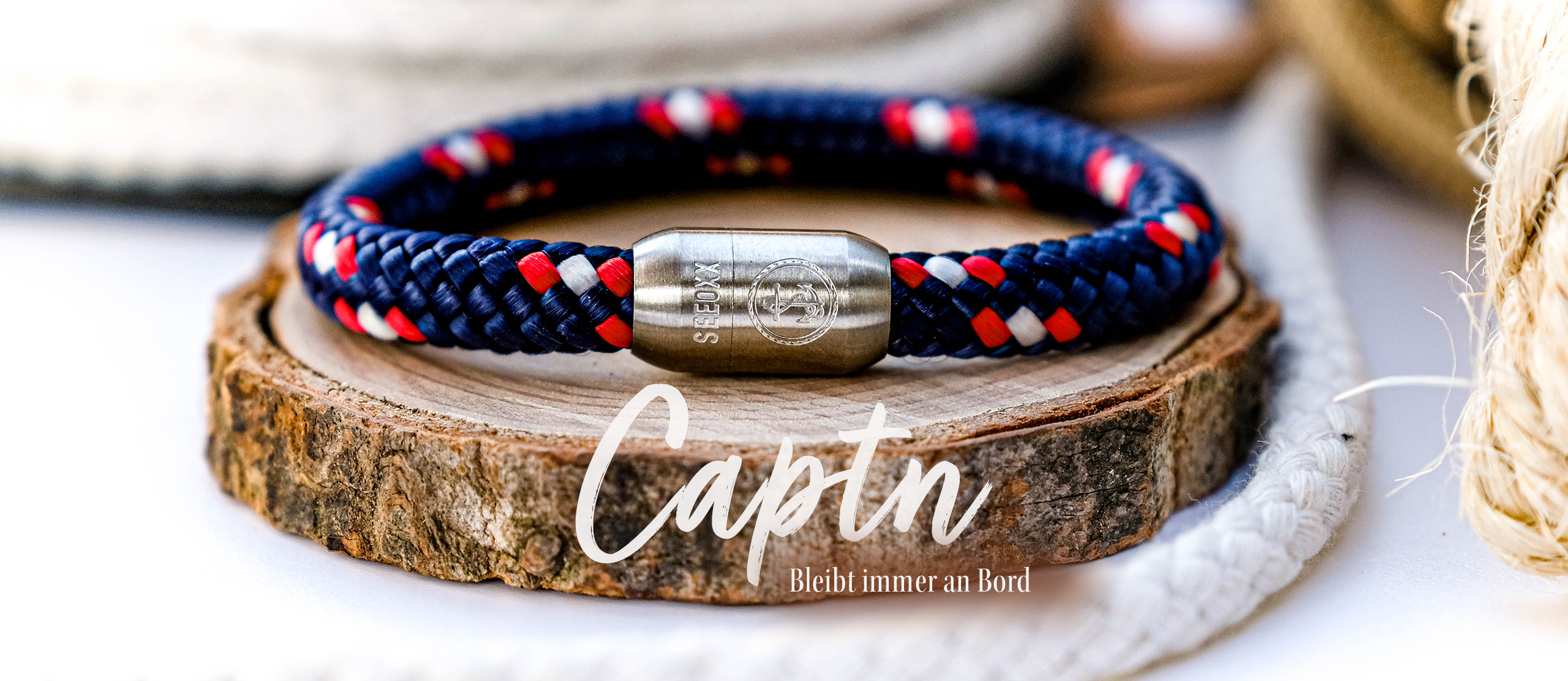 Captn bleibt an bord